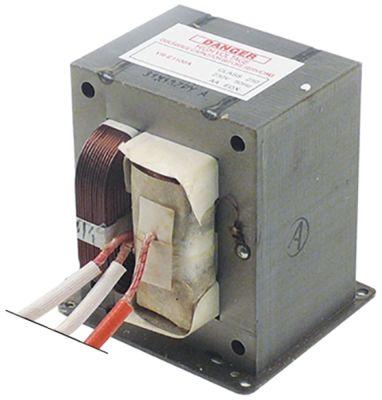 μετασχηματιστής HV κύρια τάση 230V 50Hz τύπος YR-E1100A για μικροκύματα