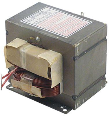 μετασχηματιστής HV κύρια τάση 230V 50Hz τύπος R9S5BA  για μικροκύματα