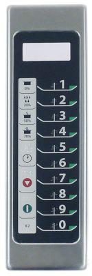 πληκτρολόγιο μικροκύματα για συσκευή MCS10TS-P2001004M