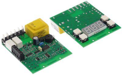 πλακέτα οθόνης ενδείξεων καταψύκτης CT1TM0010003  Μ 90mm W 80mm κατάλληλο για AFINOX