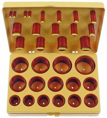 τσάντα μεγέθη στεγανοποιητικών δακτυλίων στο μετρικό σύστημα