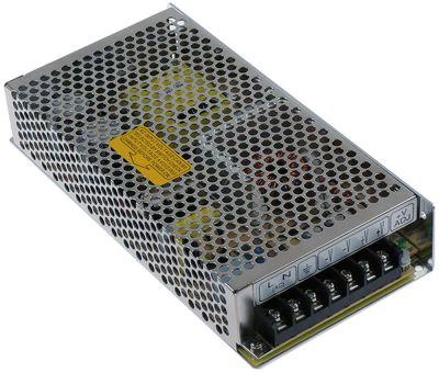 τροφοδοτικό κύρια τάση 220-240  δευτερεύον 24VDC  156VA δευτερεύον 6,5A H 38mm Μ 200mm W 100mm