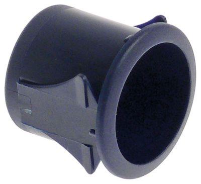 κουμπί πίεσης για πληκτρολόγιο μεμβράνης ø 23mm H 24mm