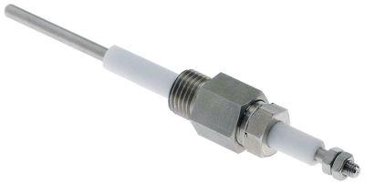 ηλεκτρόδιο στάθμης με σπείρωμα συνολικό μήκος 120mm Μ αισθητηρίου 61mm