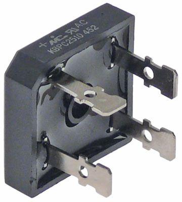ανορθωτής 1000V 25A
