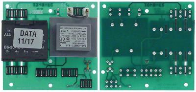 πλακέτα μηχανή κιμά/τρίφτης τυριού T12  230V