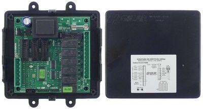 κεντρική μονάδα 240V 50/60 Hz Μ 130mm W 120mm κατάλληλο για GICAR