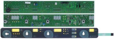 πλακέτα ελέγχου φούρνος με ανεμιστήρα για συσκευή σειρά XFT κατάλληλο για UNOX