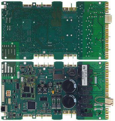 πλακέτα ελέγχου για συνδυαστικό ατμομάγειρα SCC_WE, CM_P 61-202 μοντέλο Sicotronic