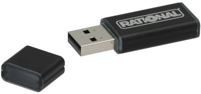 στικ αποθηκευτικού χώρου USB  για αναβάθμιση λογισμικού