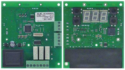 ηλεκτρονικός ελεγκτής για καταψύκτη Μ 105mm W 95mm