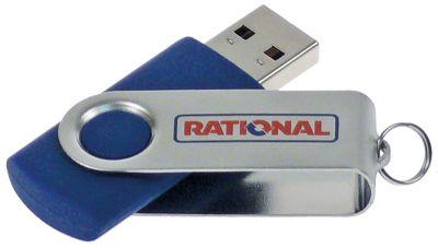 USB stick τεχνική τεκμηρίωση για συνδυαστικός ατμομάγειρας CPC/SCC/VCC