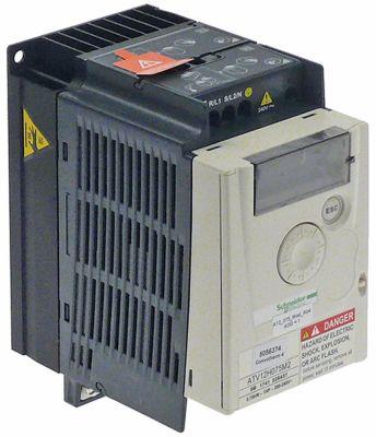 μετατροπέας συχνότητας 200-240 V 50/60  Μ 131mm W 72mm H 143mm