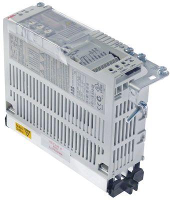 μετατροπέας συχνότητας με αποδέκτη θερμότητας 200-240 V 50/60  Μ 128mm W 45mm H 146.5mm