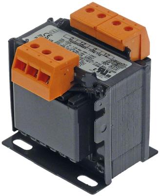 μετασχηματιστής κύρια τάση 230VAC  δευτερεύον 12VAC  30VA H 77mm Μ 78mm W 76mm
