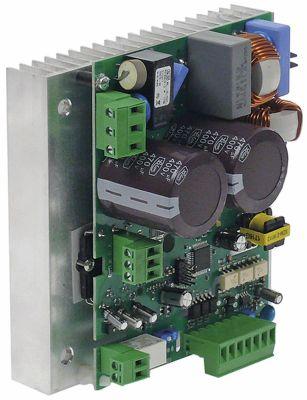 μετατροπέας συχνότητας με αποδέκτη θερμότητας για συνδυαστικό ατμομάγειρα Μ 142mm W 135mm H 79mm