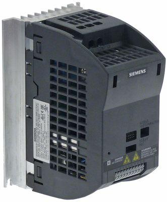 μετατροπέας συχνότητας με αποδέκτη θερμότητας για συνδυαστικό ατμομάγειρα 200-240 V 47-63 Hz