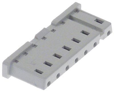 βύσμα σύνδεσης 7-πόλοι με κωδικό χωρίς χιτώνιο πίεσης
