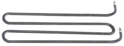 αντίσταση 3000W 240V Μ 390mm W 120mm H 68mm σύνδεσμος M4  θερμαντικό στοιχείο στεγνώματος