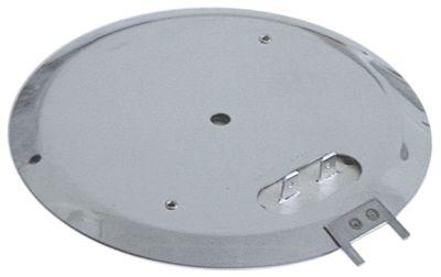 εστία 82W 230V θερμαντικά κυκλώματα 1 ø 134mm H 5mm σύνδεσμος αρσενικό εξάρτημα 6,3mm