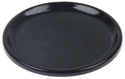 εστία ø 153mm μαύρο