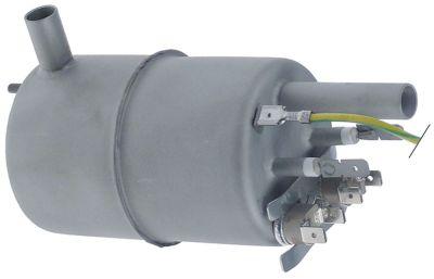 αντίσταση νερού 2200W 230V ø 68mm Μ 104mm Wmm σύνδεσμος αρσενικό εξάρτημα 6,3mm
