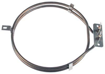 αντίσταση 1500W 230V θερμαντικά κυκλώματα 1 ø αναγν. 189mm ΕΞ. ø 202mm Μ 225mm H 31mm Μ1 15mm