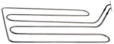αντίσταση 3500W 400V θερμαντικά κυκλώματα 1 Μ 455mm W 287mm H 77mm ø σωλήνα 6.5mm