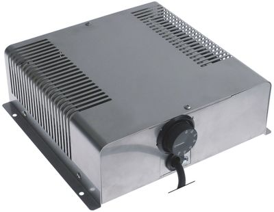 μονάδα θέρμανσης για θερμαινόμενο ερμάριο 2000W 230V 50Hz θερμαντικά κυκλώματα 1 Μ 278mm W 310mm