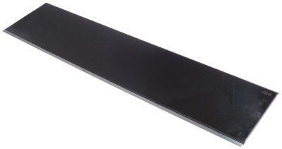 αντίσταση ορθογώνιο Μ 840mm W 190mm 2500W 230/400 V H 40mm μήκος καλωδίου 450mm