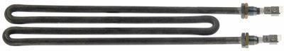 αντίσταση 2000W 230V θερμαντικά κυκλώματα 1 Μ 280mm W 50mm H 1mm σύνδεσμος M12x1