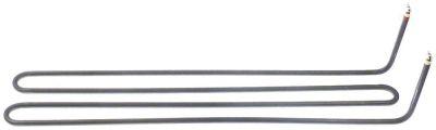 αντίσταση 3300W 230V Μ 565mm W 84mm H 118mm σύνδεσμος M4  θερμαντικό στοιχείο στεγνώματος