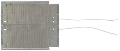 αντίσταση 115W 350V Μ 176mm W 152mm H 2,5mm μήκος καλωδίου 210mm