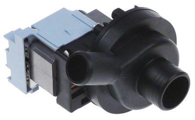 αντλία αποχέτευσης ø εισόδου 30mm ø εξόδου 22mm 220V 34W 60Hz PLASET