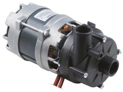 αντλία ø εισόδου 28mm  ø εξόδου 28mm  τύπος JM25444  230V 50Hz φάσεις 1 φάση 0.1kW 0.2HP