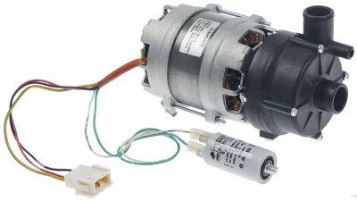 αντλία ø εισόδου 28mm  ø εξόδου 28mm  τύπος 42133 230V 50Hz φάσεις 1 φάση 0.3kW 0.4HP Μ 196mm