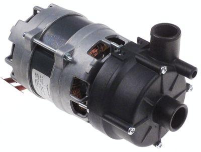 αντλία ø εισόδου 28mm  ø εξόδου 28mm  τύπος CM2211  230V 50Hz φάσεις 1 φάση 0.1kW 0.1HP