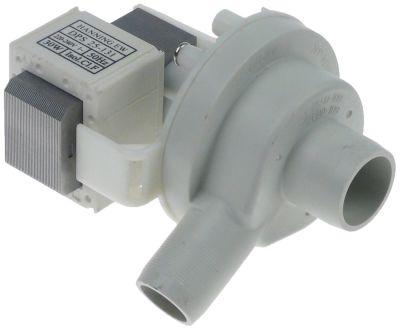 αντλία αποχέτευσης 30W 230V ø εισόδου 30mm ø εξόδου 24mm 50Hz τύπος DPS25-131  έκδοση