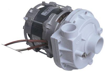 αντλία ø εισόδου 45mm  ø εξόδου 38mm  τύπος ZF340SX 230V 50Hz φάσεις 1 φάση 0.7kW 1HP