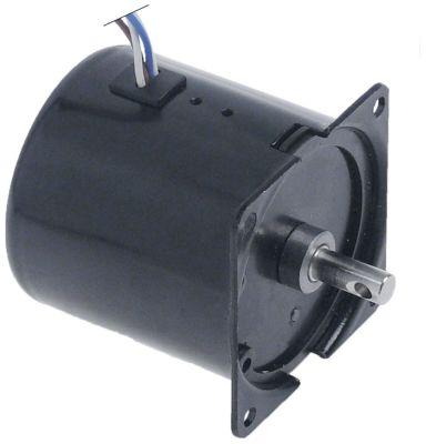 μοτέρ DEXUN  τύπος 60KTYZ  14W 220-240 V τάση AC  50/60 Hz 50/60 σαλ ø άξονα 7mm Μ 60mm W 60mm