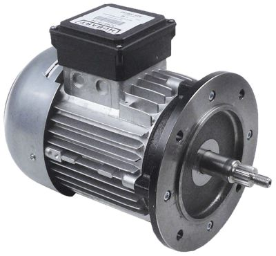 μοτέρ αντλίας τύπος 1326 1500W 220-240/380-415 V 50/60 Hz φάσεις 3 Μ 330mm W 200mm H 240mm