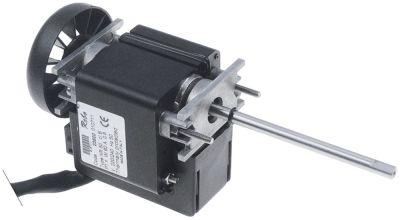μοτέρ αντλίας 60W 220/240 V 50Hz σύνδεσμος αρσενικό εξάρτημα 6,3mm REBO  Μ 81mm