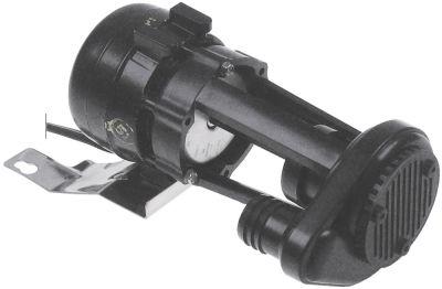 αντλία NBK MOTORS  τύπος YSP6PJDVF2 208-240 V 50/60 Hz ø εξόδου 26mm Μ 210mm