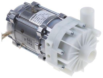 αντλία ø εισόδου 28mm  ø εξόδου 26mm  τύπος UP60-315RU  220-240 V 50Hz φάσεις 1 0,25kW