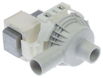 αντλία αποχέτευσης 30W 220-240 V ø εισόδου 24mm ø εξόδου 24mm 50Hz τύπος DPN25-347  HANNING