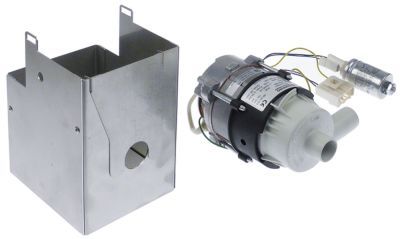 αντλία ø εισόδου 24mm  ø εξόδου 24mm  τύπος UP30-890  200-240 V 50/60 Hz φάσεις 1 0,1kW