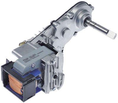 μειωτήρας τύπος 22800-22500  230V τάση AC  50Hz ø άξονα 42898mm Μ 230mm W 88mm H 90mm