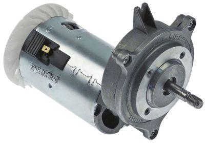 μειωτήρας για παγοθραύστη CIARAMELLA  τύπος 624017 220/240 V τάση AC  50/60 Hz ø άξονα 8mm