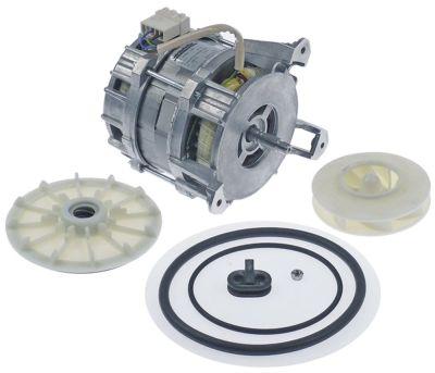 αντλία κιτ 620W 200V 50Hz φάσεις 3 σύνδεσμος κωδικοποιημένο φις WINTERHALTER  Μ 155mm