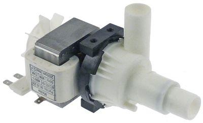 αντλία αποχέτευσης 90W 400V ø εισόδου 24mm ø εξόδου 24mm 50Hz τύπος BE22B3-191  HANNING